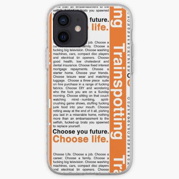 Trainspotting - Choose Life iPhone Soft Case