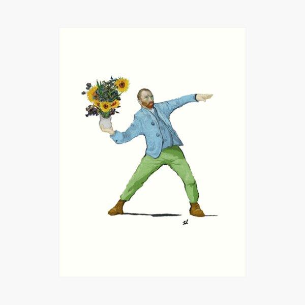 Van Goghsky Art Print