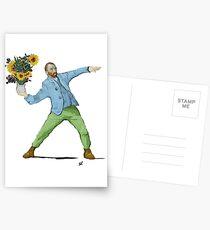 Van Goghsky Postcards
