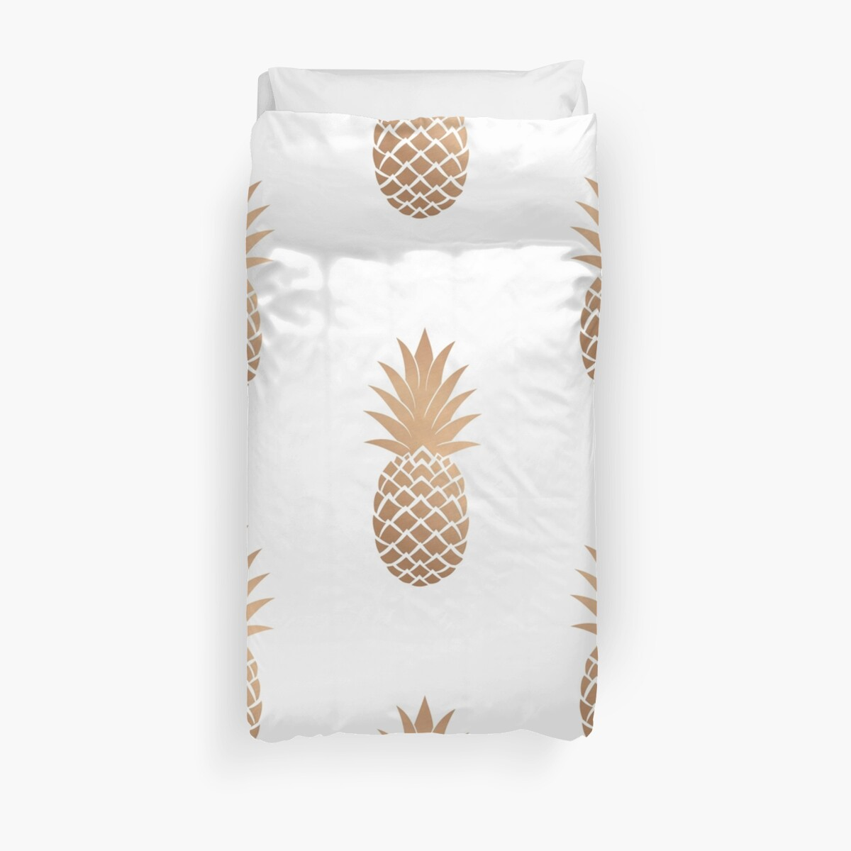 Gold Pineapples by PineLemon