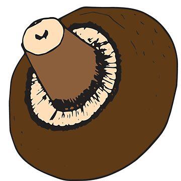 Big Mushroom | Nature, Food, Art by SaTara