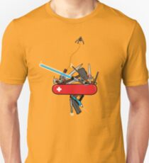 The geek army knife Unisex T-Shirt