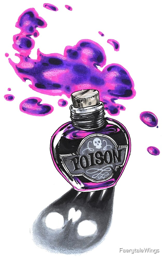 Poison by FaerytaleWings