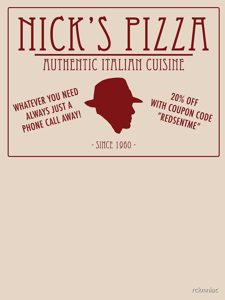 Nick's Pizza by rckmniac