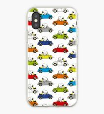 SNOOPY CARS iPhone Case