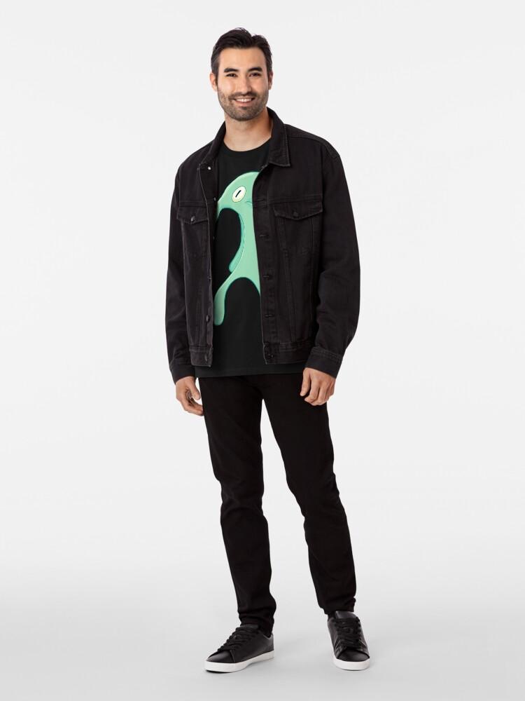 Alternate view of Bold and Brash Premium T-Shirt