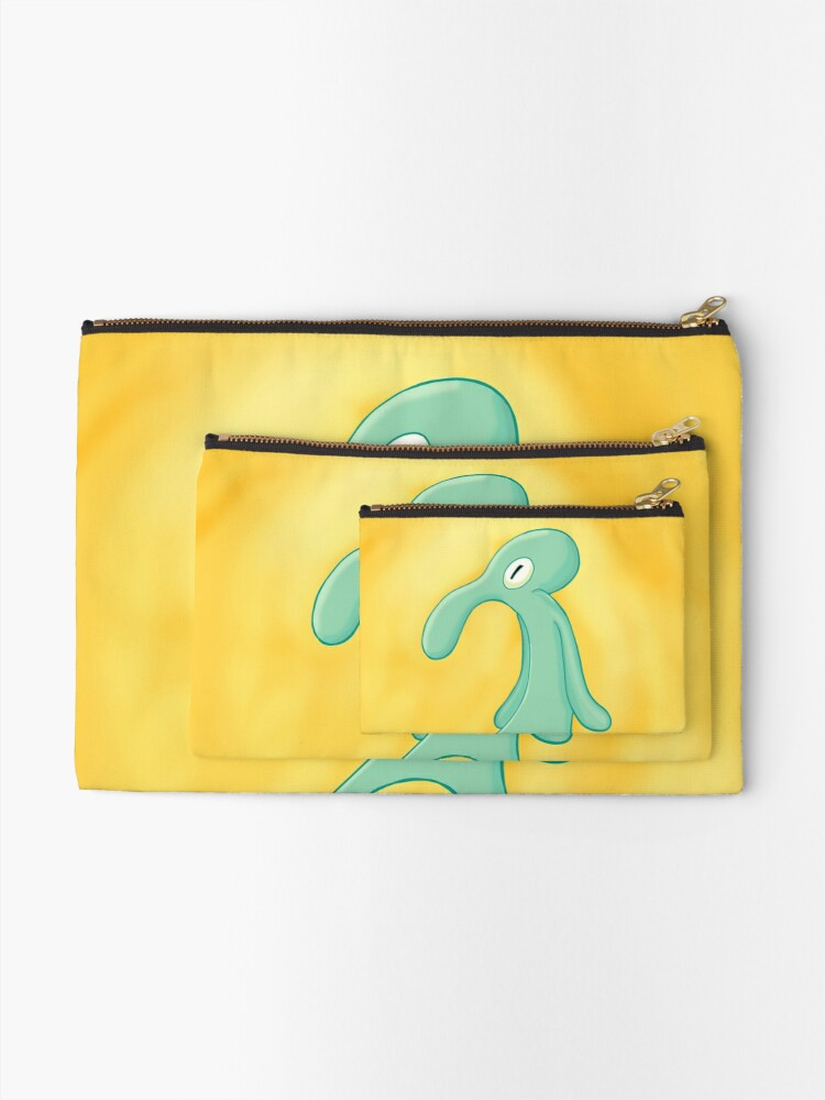Alternate view of Bold and Brash Zipper Pouch