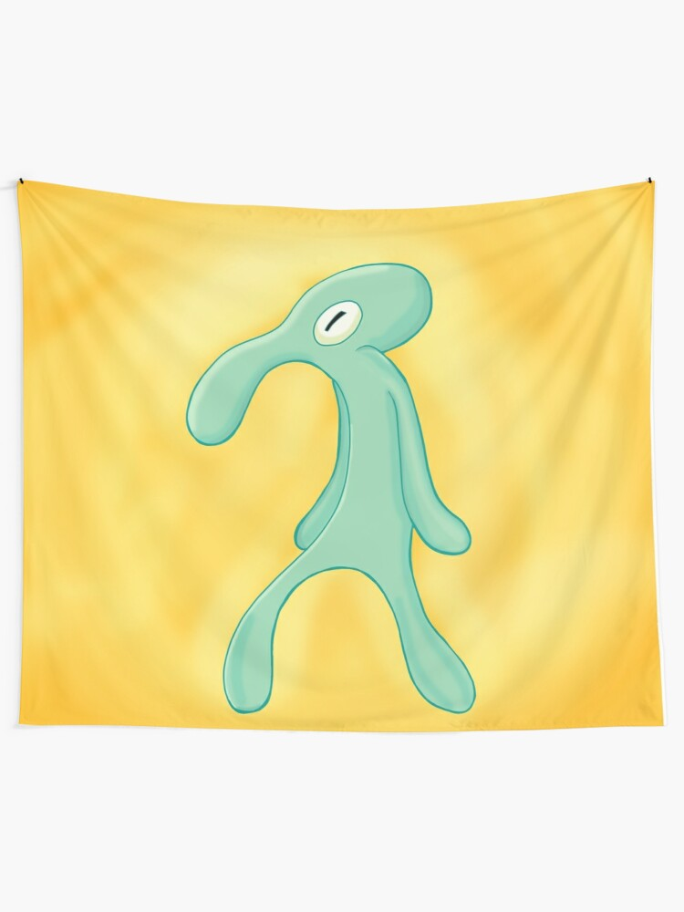 Alternate view of Bold and Brash Wall Tapestry