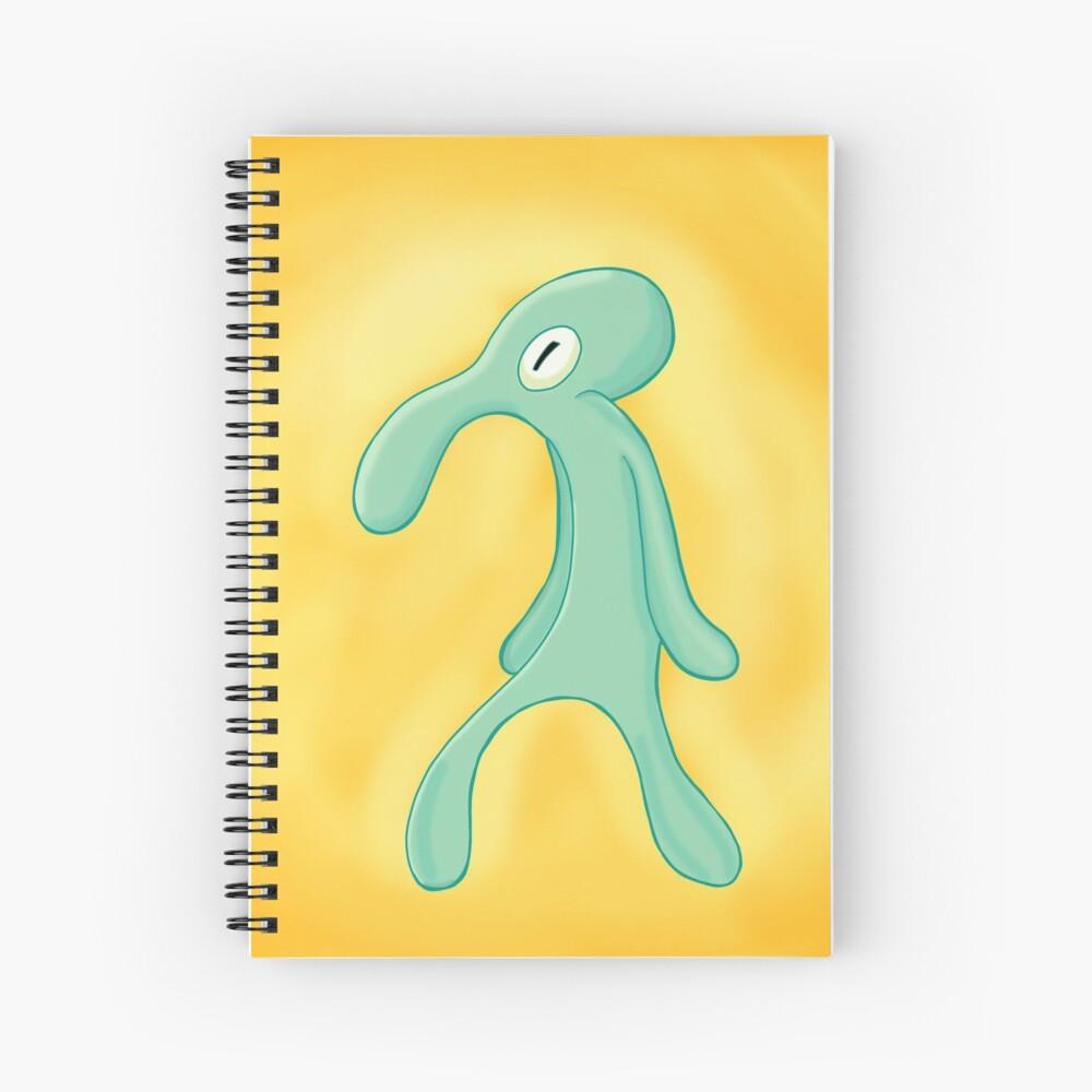 Bold and Brash Spiral Notebook
