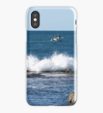 A Great Day for Fishing! ILuka Headland, N.S.W. Nth. Coast. iPhone Case/Skin