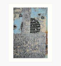 Duct Tape Swan Song Art Print