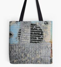 Duct Tape Swan Song Tote Bag