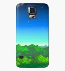 Stardew Valley - Berge Hülle & Skin für Samsung Galaxy