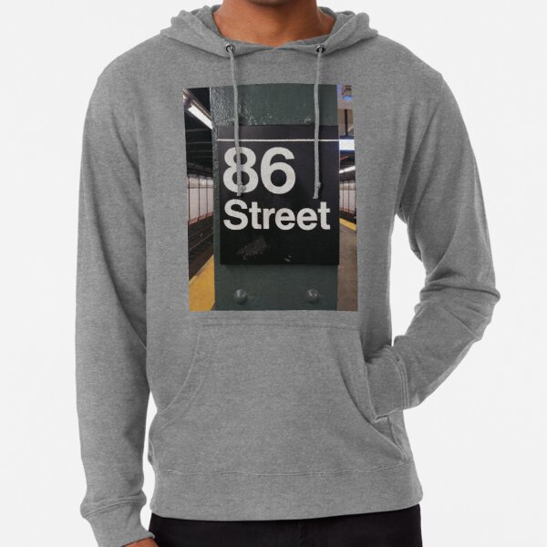 New York, Manhattan, Brooklyn, New York City, architecture, street, building, tree, car, pedestrians, day, night, nightlight, house, condominium,  Lightweight Hoodie