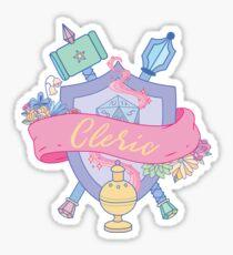 Cleric Sticker