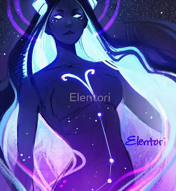 Aries by Elentori