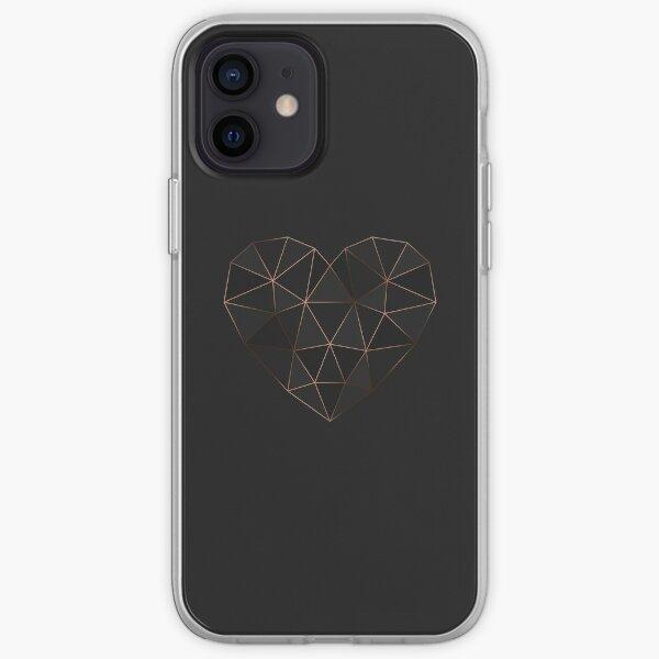 Kintsugi - Gold Rose iPhone Soft Case