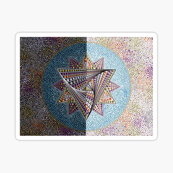 Guiding Star Sticker