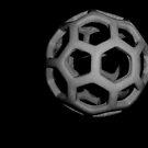 Spheroid In Black by DottieDees