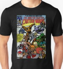 Cartoon Wars T-Shirt