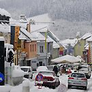 Small Town in Austria by bertspix