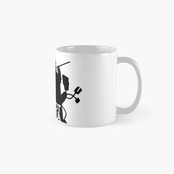 Robot mafia Mug classique