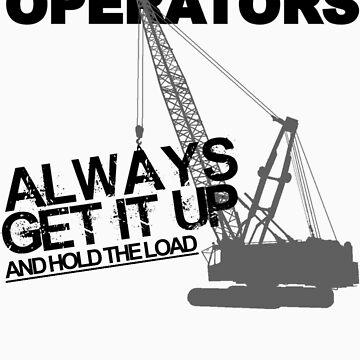 Crane Operators Always Get It Up by BennettX