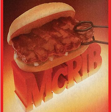 McRib by pinkney