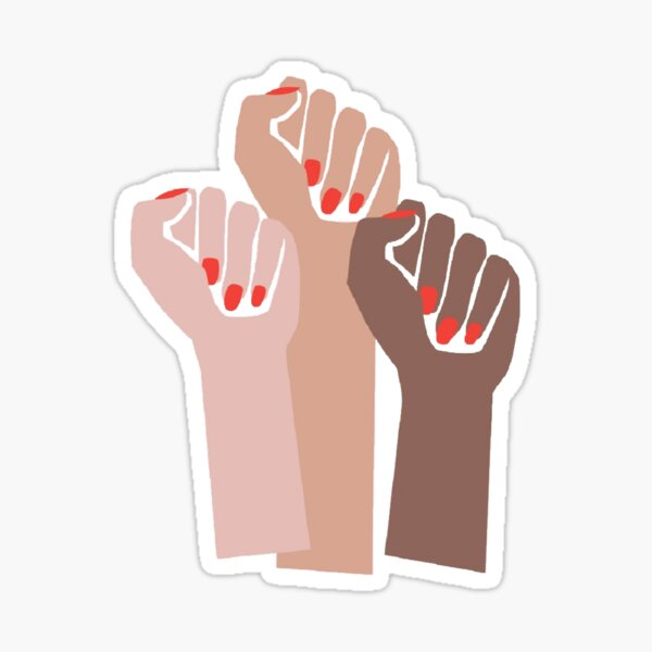 Women's Equality Sticker