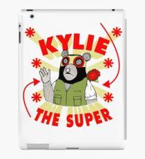 Kylie The Super iPad Case/Skin