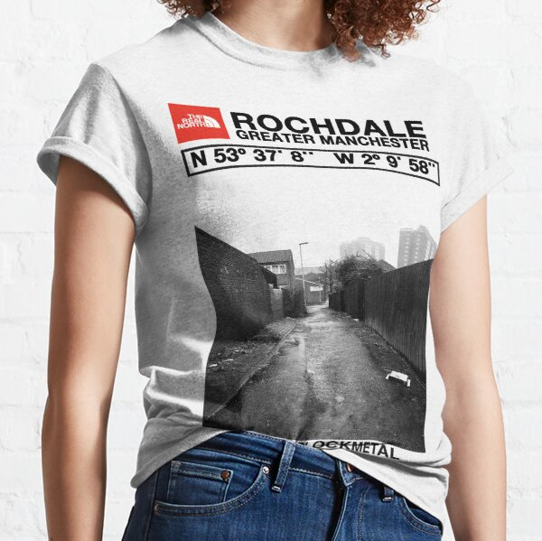 The Real North - Rochdale Classic T-Shirt