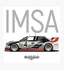 IMSA GTO Photographic Print