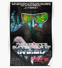The Violence Suppressor EP Poster