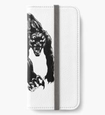 Let The Monster Out iPhone Wallet/Case/Skin