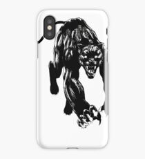 Let The Monster Out iPhone Case