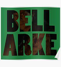 Bellarke Poster