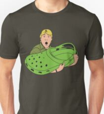 Crikey! Slim Fit T-Shirt