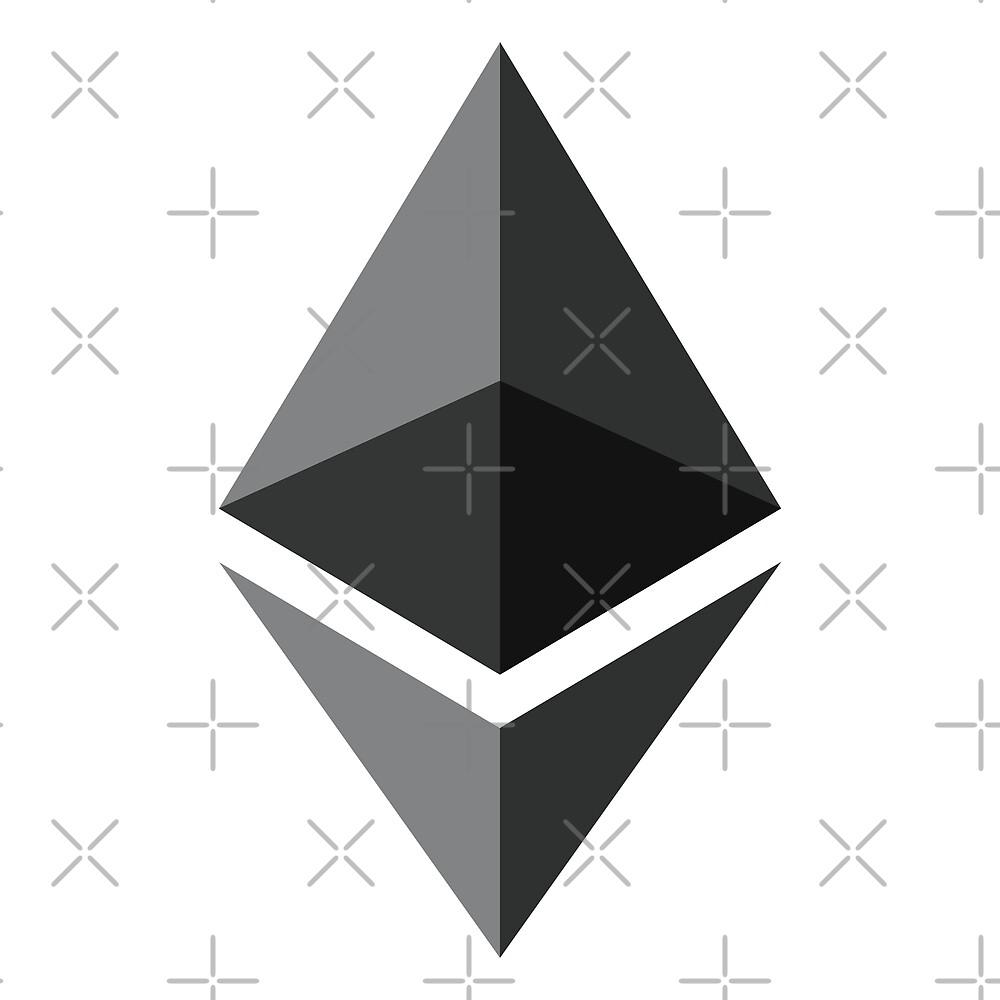 Ethereum Logo by CryptoCentauri