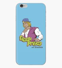 THE FRESH PRINCE OF ETERNIA iPhone Case