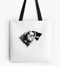 Game Of Wolves Tote Bag