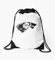 Game Of Wolves Drawstring Bag