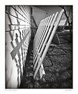 Spare fence   by Dave  Higgins