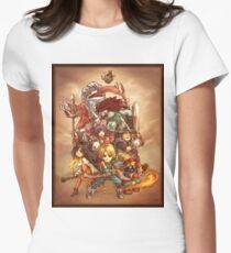 FFIX - Tribute Women's Fitted T-Shirt