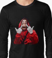 La Casa de Papel Long Sleeve T-Shirt