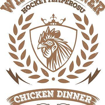 Winner Winner - hockeytemperosu by willijay
