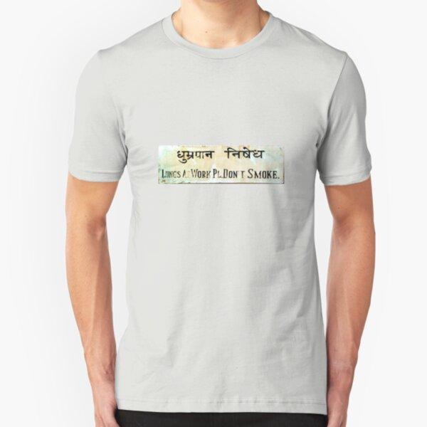 clean air Slim Fit T-Shirt