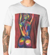 Abstract figurative art Men's Premium T-Shirt
