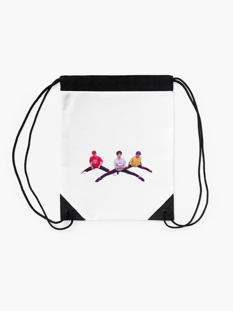 NCT- Cursed Images | Drawstring Bag