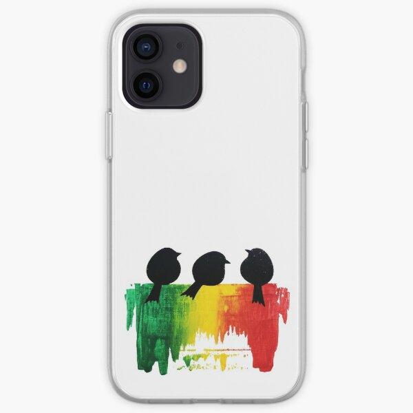 Three Little Birds iPhone Soft Case