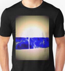 Rectangle sunshine Unisex T-Shirt